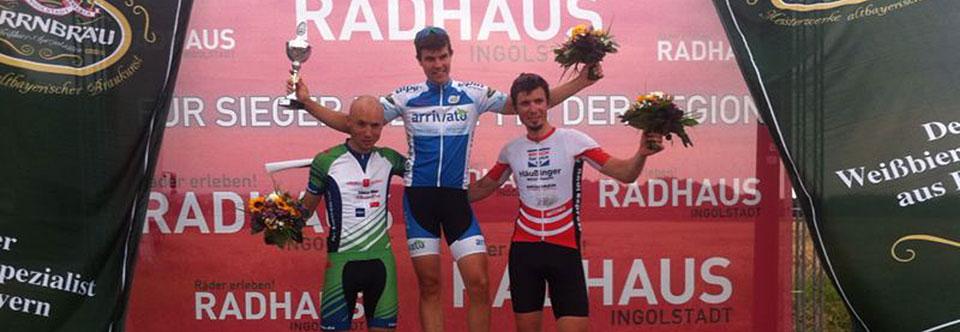 3. Platz für Michael Walter in Ingolstadt-Wettstetten 2014
