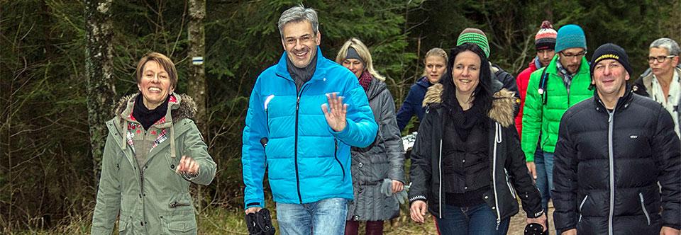 Waldweihnacht 2014