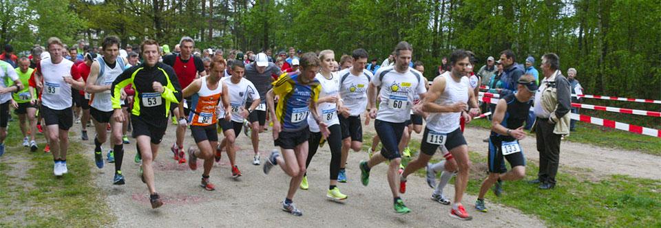 Start Zeidlerlauf 2014, Foto: Johannes Znotins