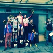 Crossrennen Schwarzenberg – erste Crosserfahrung für Felix Bach und Sieg für Michael Walter