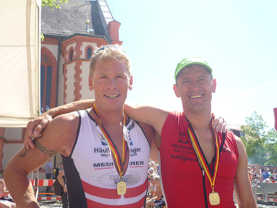 Dirk Höppe + Bernhard Rieger