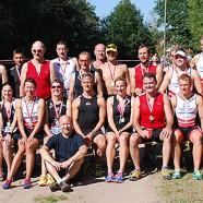 Ergebnisse Triathlon Feucht 2015