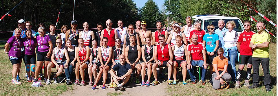 16. Feuchter Triathlon