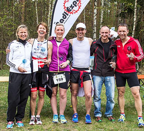 Sieger Vereinswertung 10km 2015