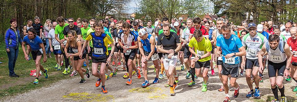 Start 10km Zeidlerlauf 2015