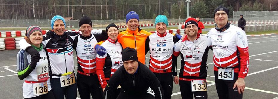 Oberpfälzer Winterlaufchallenge – Lauf 2 und 3