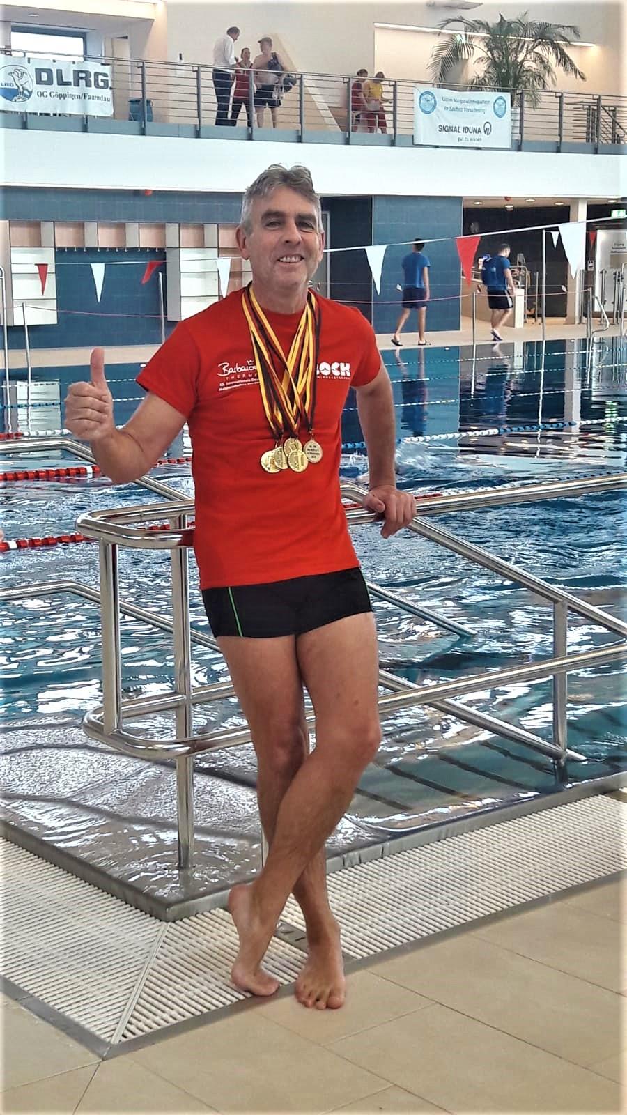 45. Deutschen Meisterschaften der Schwimmmeister