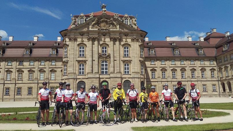 Steigerwald Tour des Radlexpress 2019