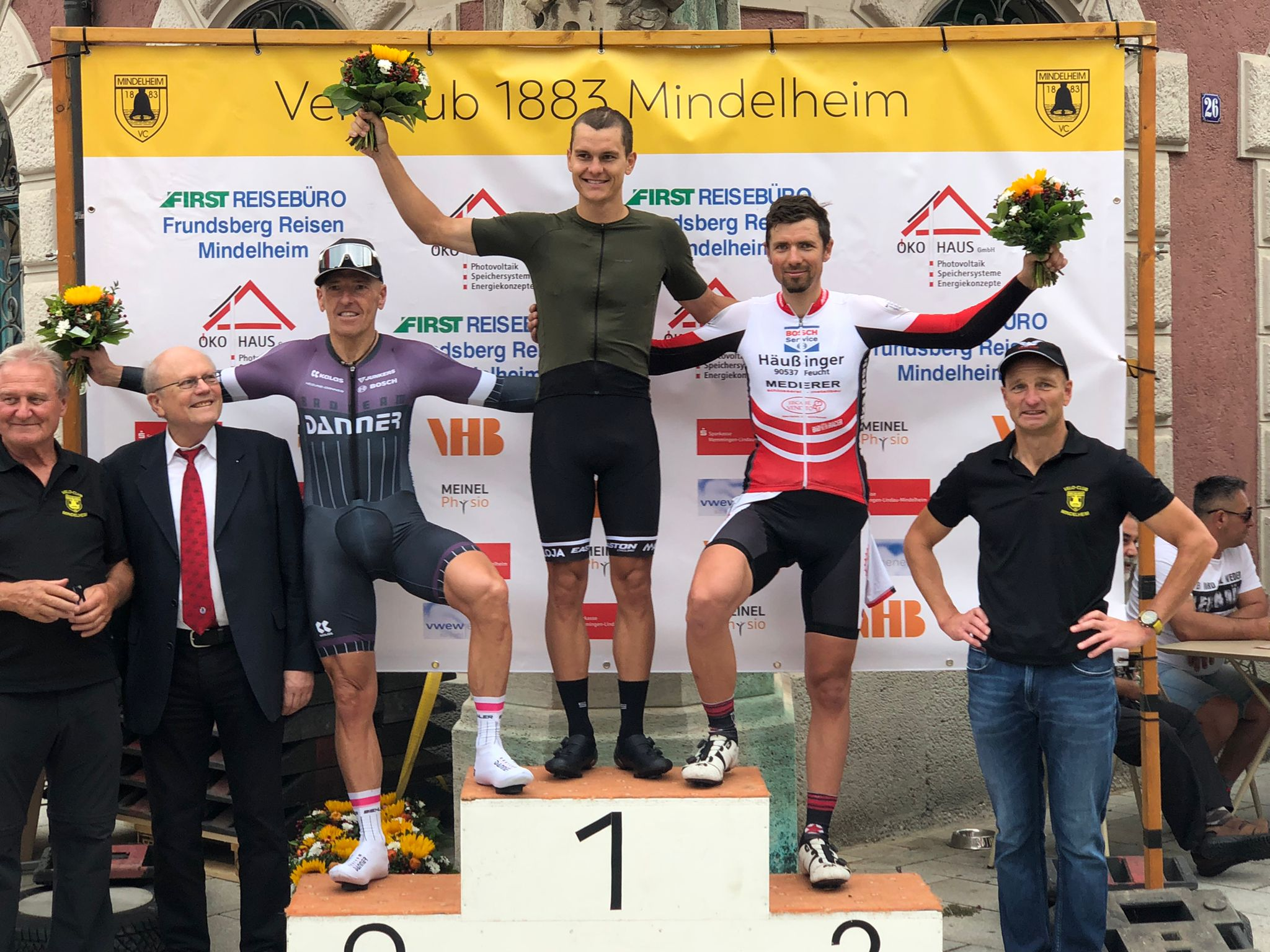 Erfolgreiches Rennen in Mindelheim