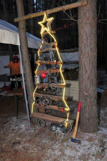 Waldweihnachtsfeier 2018