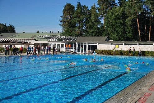 Dieses Jahr kein Sommerschwimmtraining
