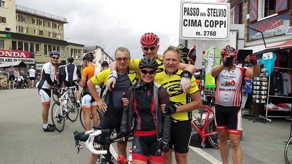 Mixed Team finished den Dreiländergiro