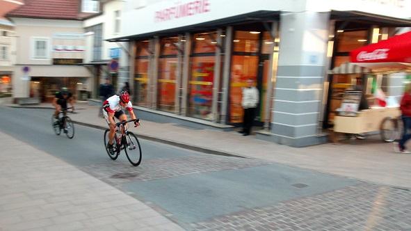 Rennbericht Tour de Kärnten
