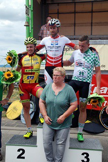 Zweiter Sieg für die Rennradler des Radlexpress in dieser Saison