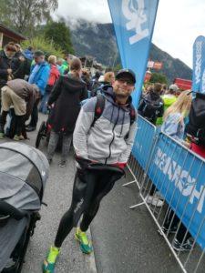 Ironman 70.3 Zell am See – Swim and Run statt Swim, Bike, Run